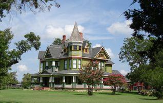 THE 1889 HARRIS HOUSE DUBLIN, TEXAS