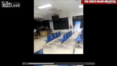 paranormal activity in costa rica