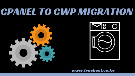 Cpanel to cwp migration