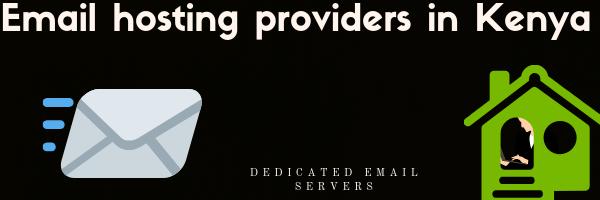 Email hosting providers in Kenya