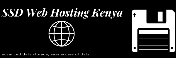 SSD Web hosting Kenya
