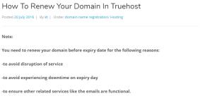 domain-renewal-truehost