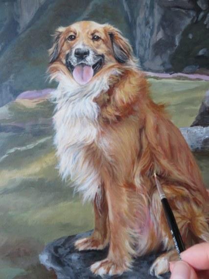 painting-fur-dog-portrait