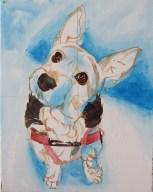 terrier painting progress2