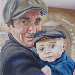 detailing portrait 2