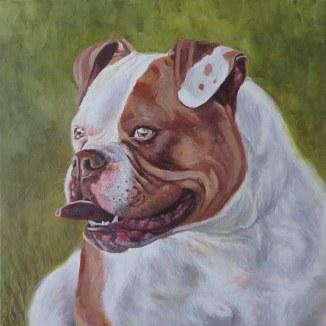 detailing portrait