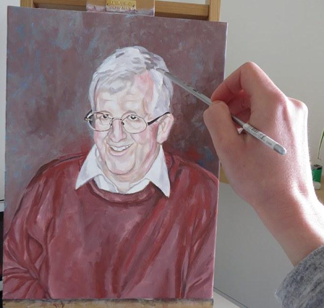 painting progress 3