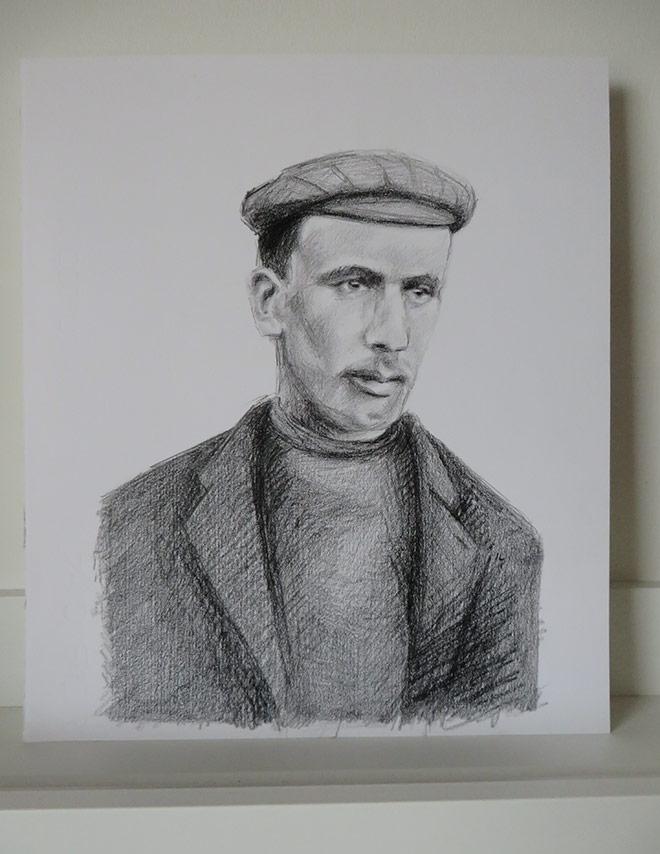 james morrissey portrait