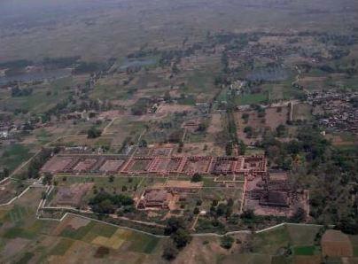 nalanda excavated