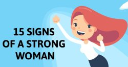 15 Signs Of A Strong Woman – Uplifting Stream