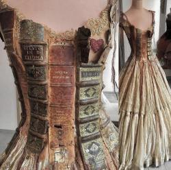 When books are life, but so is style!   Would you wear this?