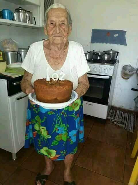Wow!! Happy Birthday Granny, have many more in healthiest!