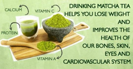 Matcha Tea: 100 Times Higher In Antioxidants Than Any Other Tea!