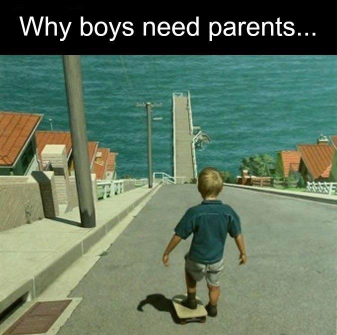 HA…so true! :P