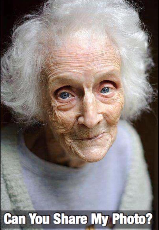 Today's is my Grandma's 100th Birthday. She requested me to post her picture on the Internet to  ...
