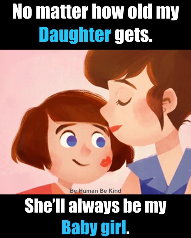 Daughter <3