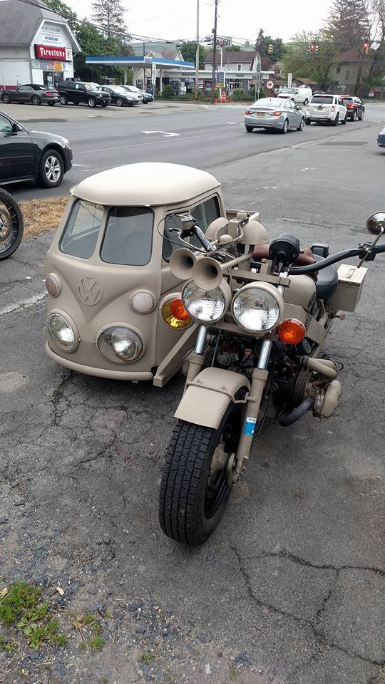 How cool is this sidecar? :)