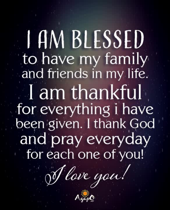 To My Family & Friends 📢❤️🎆🎉🎈