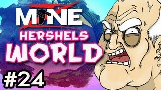 Minecraft: Hershels World Minez w/Nova & Dan Ep.24 – SHANES SINS
