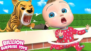 Zoo Animals Song   BillionSurpriseToys Nursery Rhymes & Kids Songs