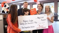 Chick-fil-A Surprises the $25,000 True Inspiration Scholarship Winners