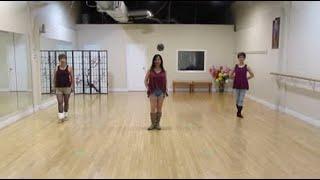 True Inspiration – Line Dance (Dance & Teach)
