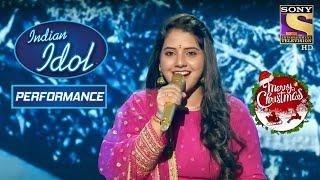 'Yeh Haseen Waadiya' पे Sireesha ने दिया एक Magical Performance! | Indian Idol Season 12