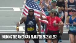 Staff SGT. Jose Sanchez Is A True Inspiration To Everyone