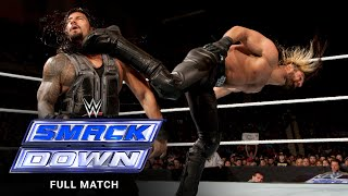 FULL MATCH – Roman Reigns & Dolph Ziggler vs. Big Show & Seth Rollins: SmackDown,  ...