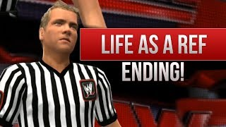 "WWE 2K14 Story – ""Life as A Ref"" (ENDING)"