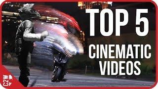 Top 5 Cinematic Motorcycle videos | C2W Edition