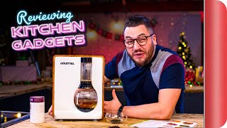 Chefs and Normals Review Kitchen Gadgets | S2 E1
