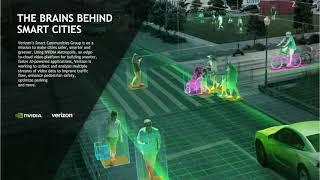 Building the AI City with NVIDIA Metropolis