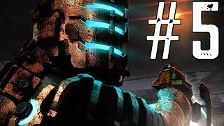 DEAD SPACE Walkthrough XBOX SERIES X Gameplay Part 5 – NEED OXYGEN! (THERADBRAD INSPIRED C ...