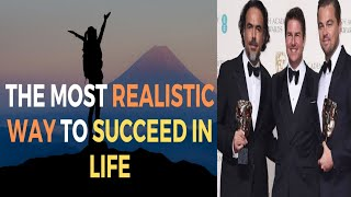 How to Succeed in Life? The Most realistic way to succeed in life, Powerful Motivational Video Ever
