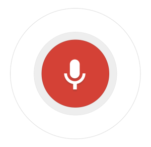 voice recognition software icon