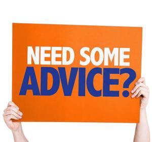 Need some advice? image