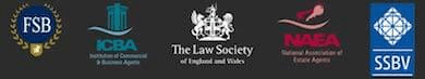 FSB, ICBA, The Law Society, NAEA, SSBV