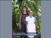 Maria and her granddaughter Normanda