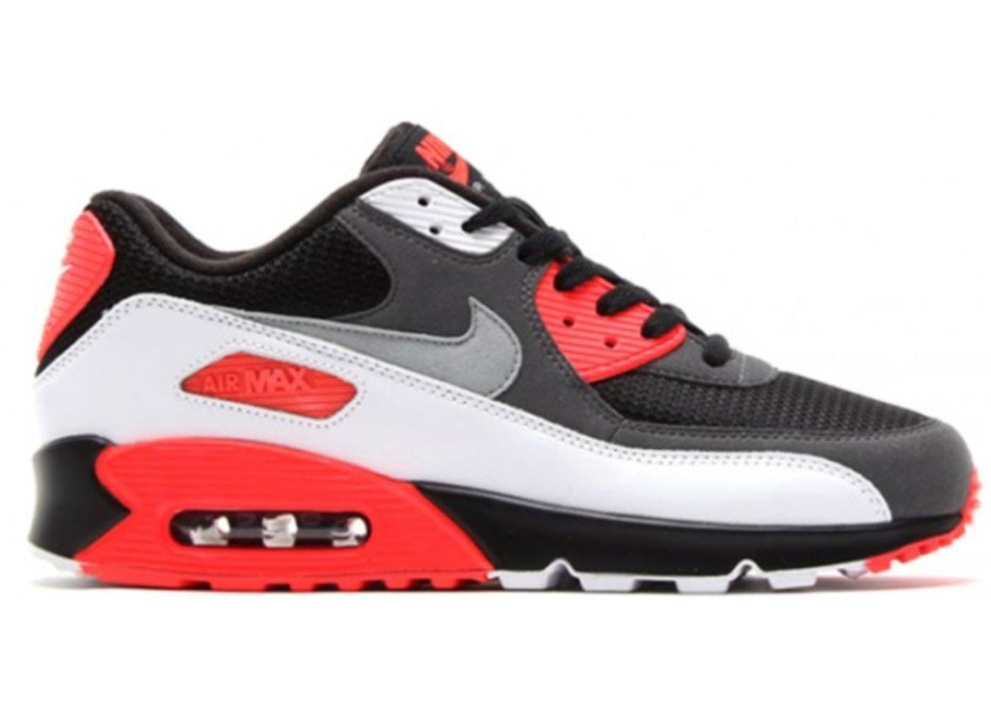 Nike Air Max 90 Essential Black / Red