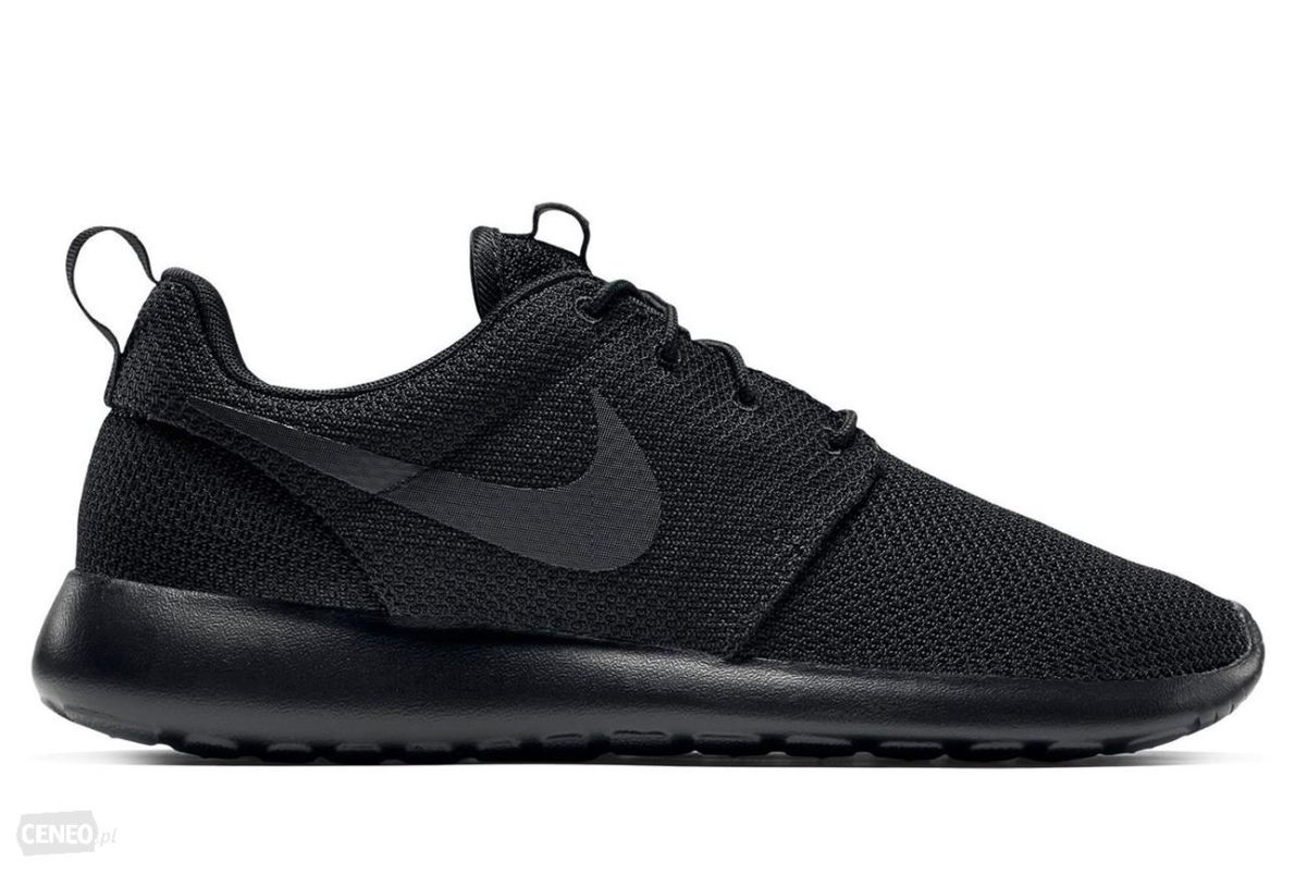 san francisco 5faaf b9a07 Nike Roshe Run Triple Black