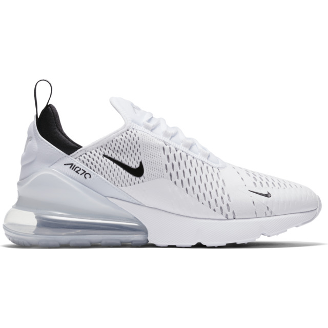 quality design fb221 dae93 Nike Air Max 270 White Black   AH8050-100