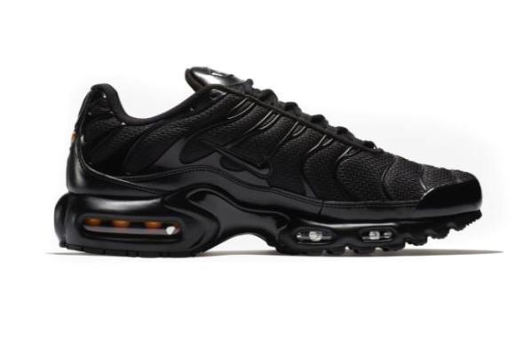 fada7197c43 Nike Air Max Plus Tn Triple black 604133-050