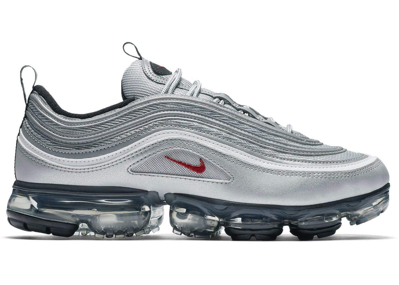 separation shoes 5163f 3cff8 Nike Air VaporMax 97 Silver Bullet | AJ7291-002 - True Looks