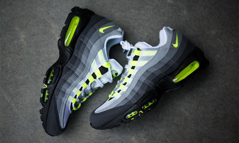 online store 167e8 166e9 Nike Air Max 95 OG Neon | 554970-071