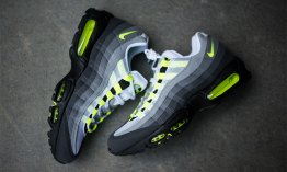 new product 37686 ebec1 Nike Air Max 95 OG Neon   554970-071