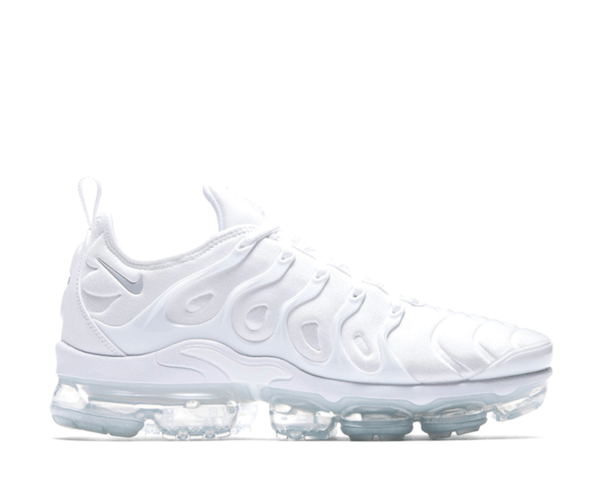 0bae7ce8a75a5 NIKE AIR VAPORMAX PLUS WHITE   PURE PLATINUM 924453-100 - True Looks