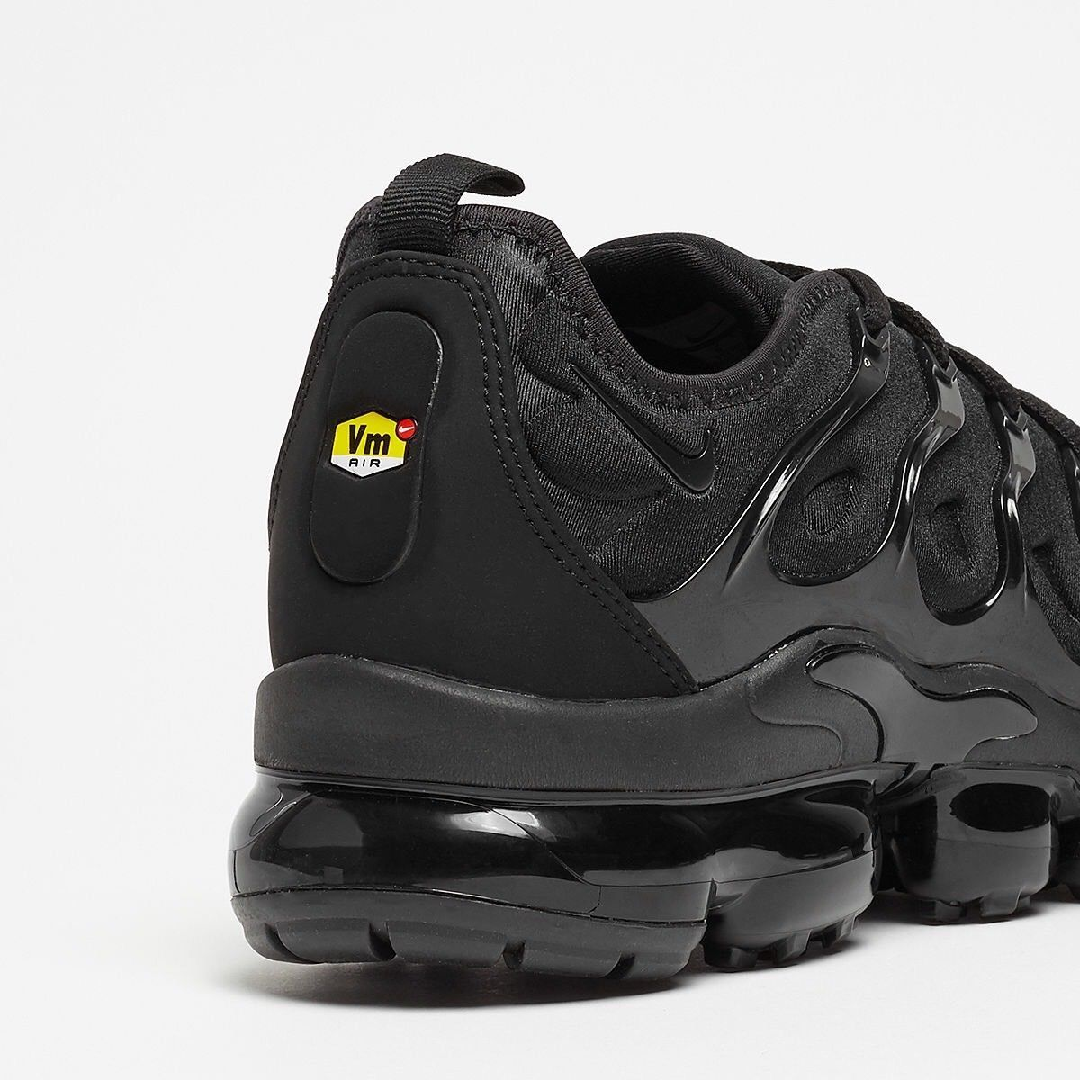 the best attitude 2e787 f0bf9 Nike Air VaporMax Plus All Black 924453-004