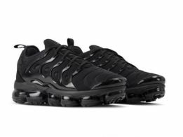 742327713c2b5 Nike Air VaporMax Plus All Black 924453-004 - True Looks