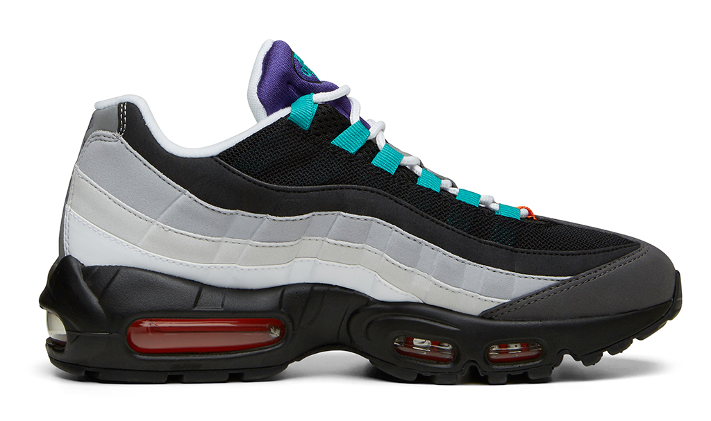 best cheap 90b2d 9cae1 Nike Air Max 95 Greedy Yinyang 810374-078